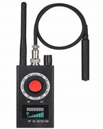 EMF spy scanner for protection and safety