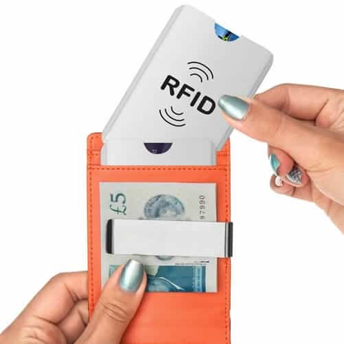 wireless credit card blocker