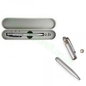 covert bug detector pen
