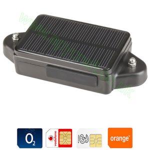 locater Nomad solar GPS tracker