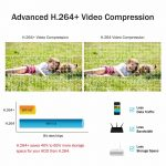 Professional wireless CCTV 1080p quality video