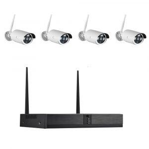 wireless cctv camera WiFi NVR 4CH
