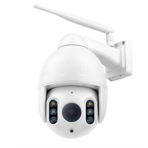 Dynamic cctv camera