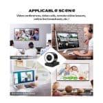 clear webcam conferencing options 5 mega pixel HD