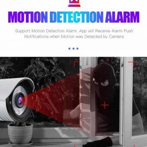 Movement detect camera