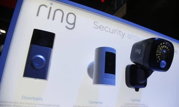 Ring camera damager